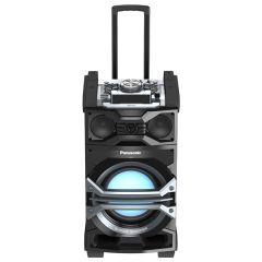 Panasonic Malaysia SC-CMAX5GS-K Portable Mini Stereo System, 1000W RMS, Black