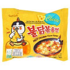 Samyang Hot Chicken Ramen Cheese Flavor 140g.
