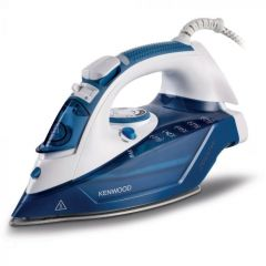 Kenwood iron 2600 watt - 350ml  White/Blue