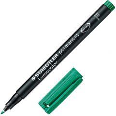 Staedtler Lumocolor Universal Permanent Pen Fine, Green