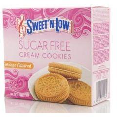 Sweet & Low Orange Cookies 162 g