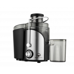 Home Electric T-604 Juicer,1400ML, 600W, Silver