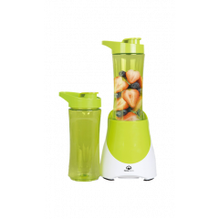 Home Electric T-611 Personal Blender, 300W, 750 ML Gym Bottle, Green