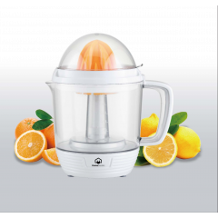 Home Electric T-645 Juicer, 40W, White