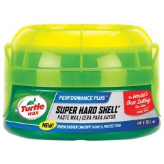 Turtle Wax T222R Super Hard Shell Car Wax, 413g