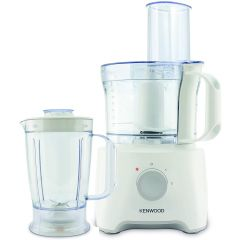 KENWOOD FOOD PROCESSOR MULTIPRO COMPACT 800W 2.1 L WHITE FDP301WH