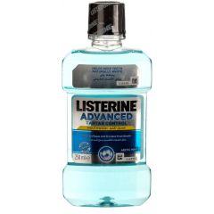 Listerine Advanced Tartar Control Mouthwash 250ml