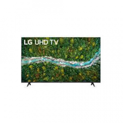 LG UHD 4K TV 55 Inch UP77 Series, Cinema Screen Design 4K Active HDR WebOS Smart AI ThinQ