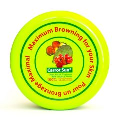 Carrot Sun Fruite Tropical Tanning Cream 350ml