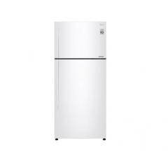LG Top Mount Refrigerator 516L Gross Capacity, Inverter Linear Compressor, DoorCooling+, White Color