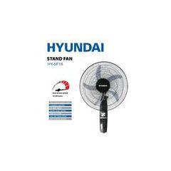 "Hyundai - 18"" Stand Fan (Black) (β)"