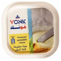 VONK SPREAD PROCESSED CHEESE 100 G
