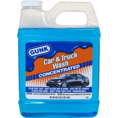 Gunk VW5 Concentrated Car & Truck Wash