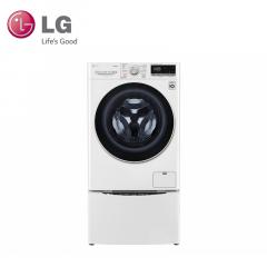 LG10.5/7KG WM/DRYER,1400RPM,GLASS DOOR,DD, WHITE