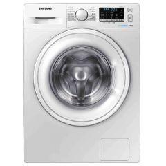 Samsung WW80J5555DW1MF Washing Machine, Front Load, 8 KG, 1400RPM, Inverter, White