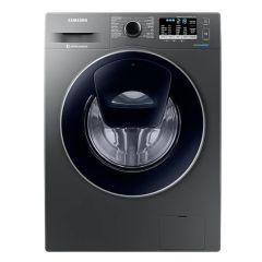 Samsung WW80K5410UX1FH AddWash Washing Machine with Ecobubble, Front Load, 8 KG, 1400RPM, Inverter
