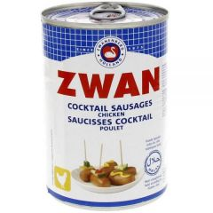 Zwan 10 Cocktail Sausages 400g