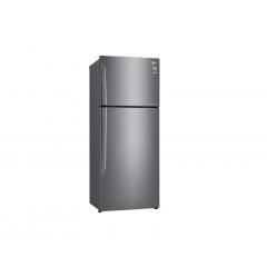 LG 471L Top Freezer Refrigerator, Inverter Linear Compressor, DoorCooling+, Silver Color